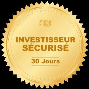 Garantie investisseur sécurisé
