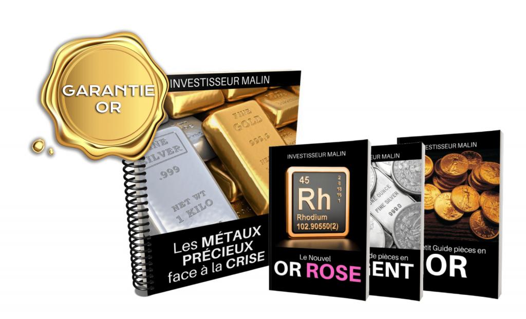 Investir dans les métaux précieux avis : je rejoins le club