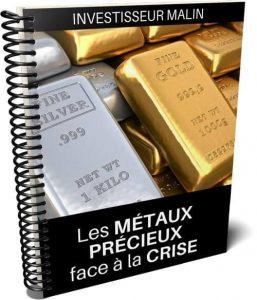 Investir dans les métaux précieux avis