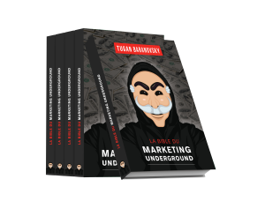 Qu'est-ce que la bible du marketing underground ?