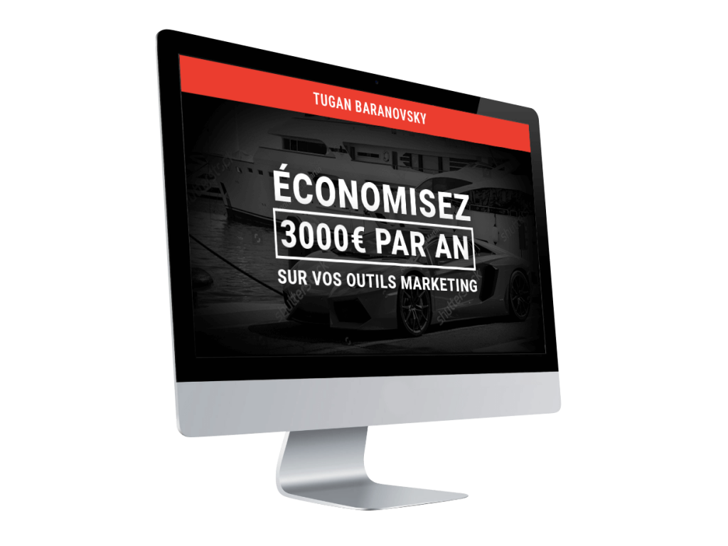 Bonus #3: Économisez 3 000 € par an sur vos outils marketing