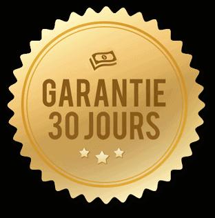 Garantie de 30 jours