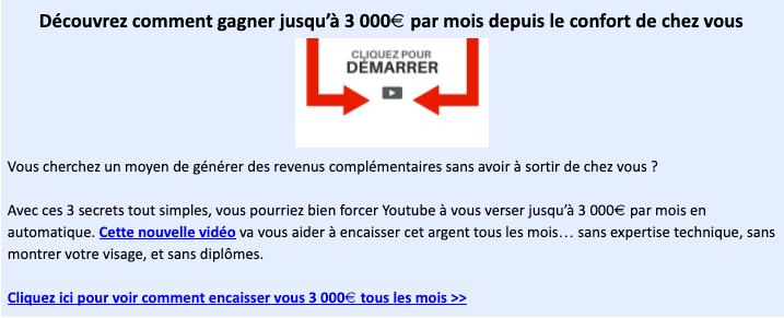 Comment gagner de l'argent avec YouTube? Avec la formule YouTube