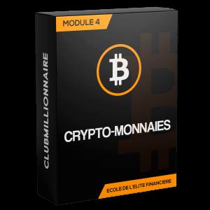 Module 4: Les crypto monnaies (6 heures et 30 minutes)