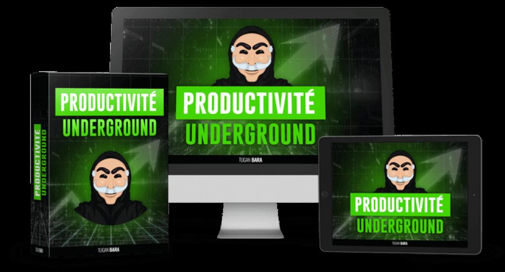 Quels sont les atouts et inconvénients de ce programme productivité underground avis?