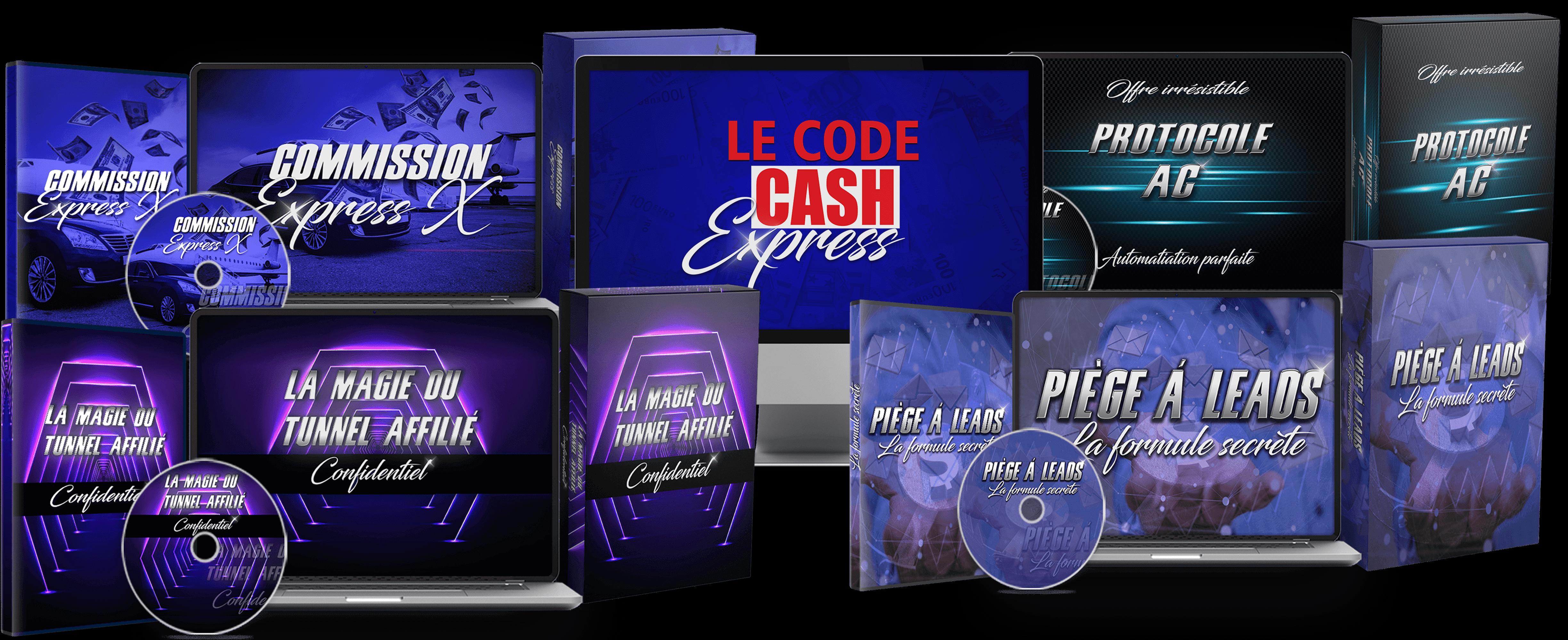 Le programme code cash express avis final