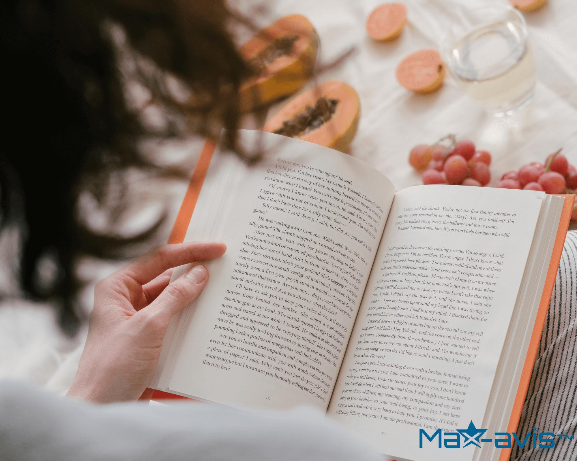 Comment gagner de l'argent en lisant des livres? Avec Max-Avis