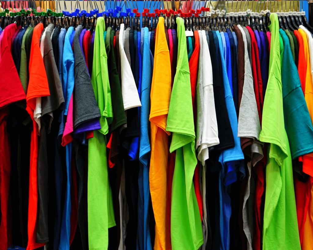 Comment gagner de l'argent en vendant des vêtements ?