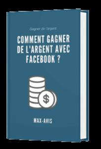 Livre comment gagner de l'argent avec Facebook ?