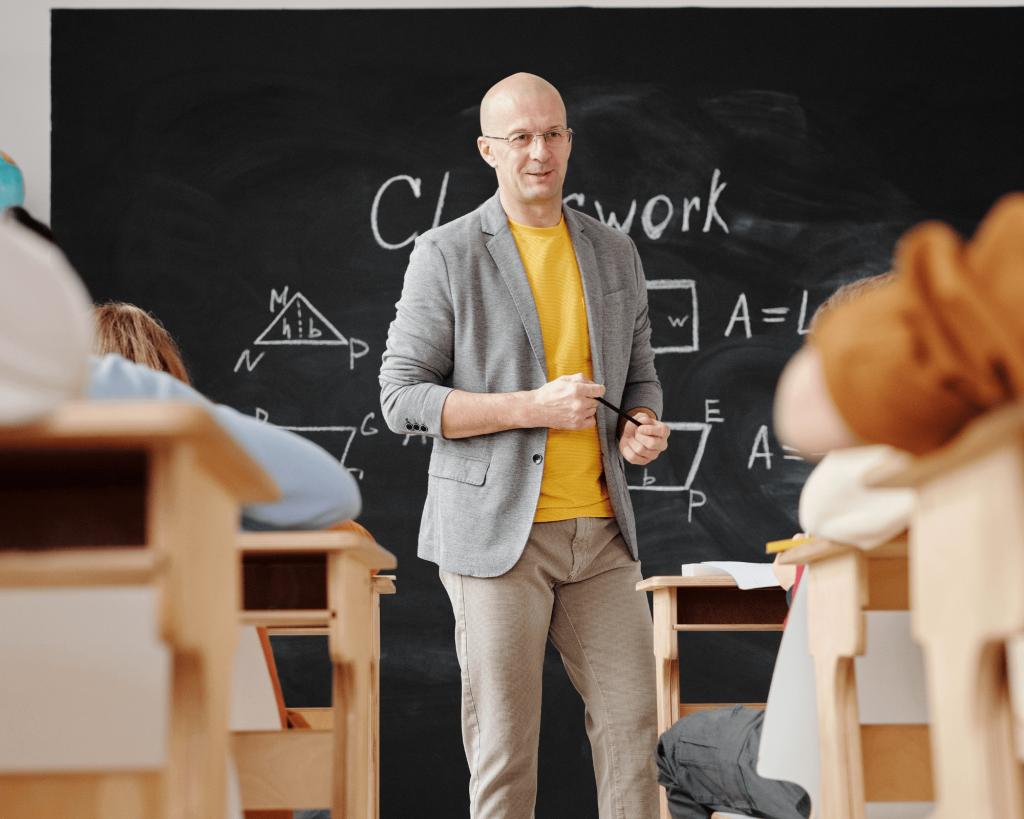 Enseignant suppléant