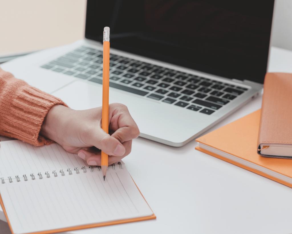 La rédaction d'articles de blog