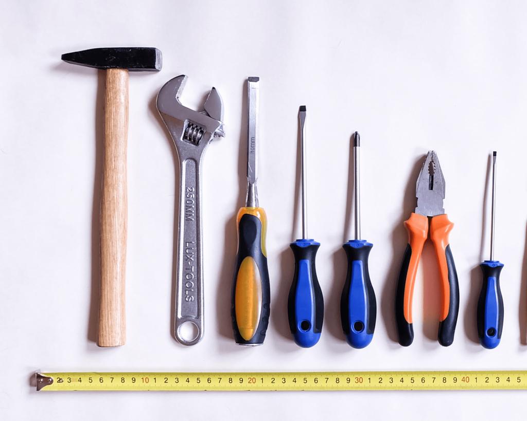 76 idées pour gagner de l'argent facilement : la location d'outils de bricolage