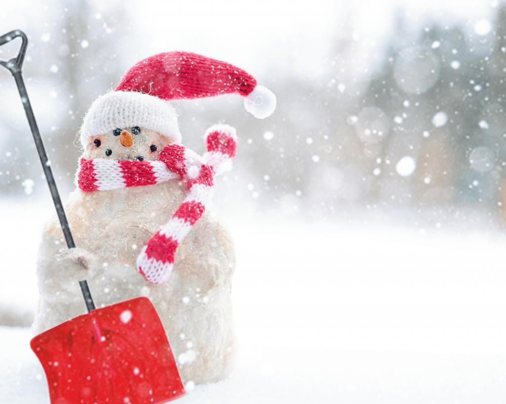 76 idées pour gagner de l'argent facilement : pelleter la neige