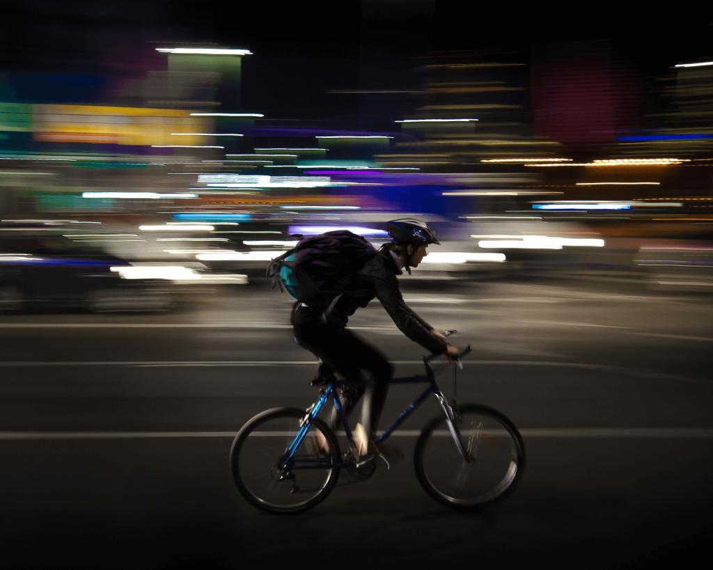 44 Idées de petites entreprises pour gagner sa vie : bike messenger