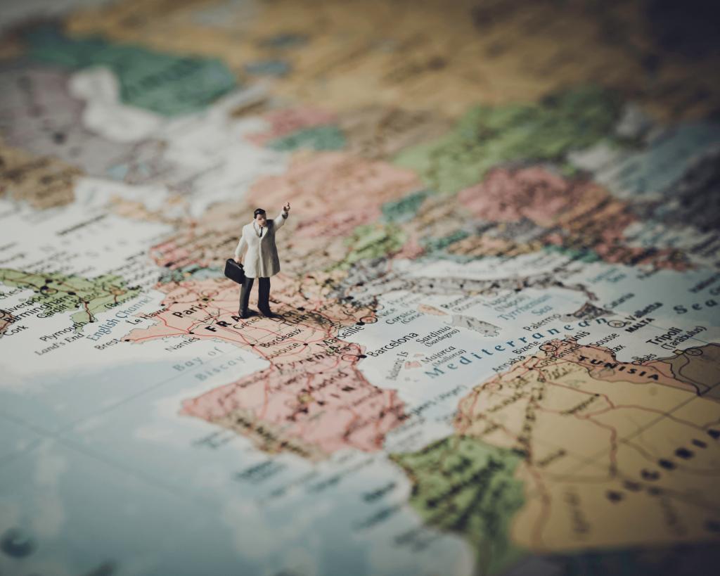 44 Idées de petites entreprises pour gagner sa vie : planificateur de voyage