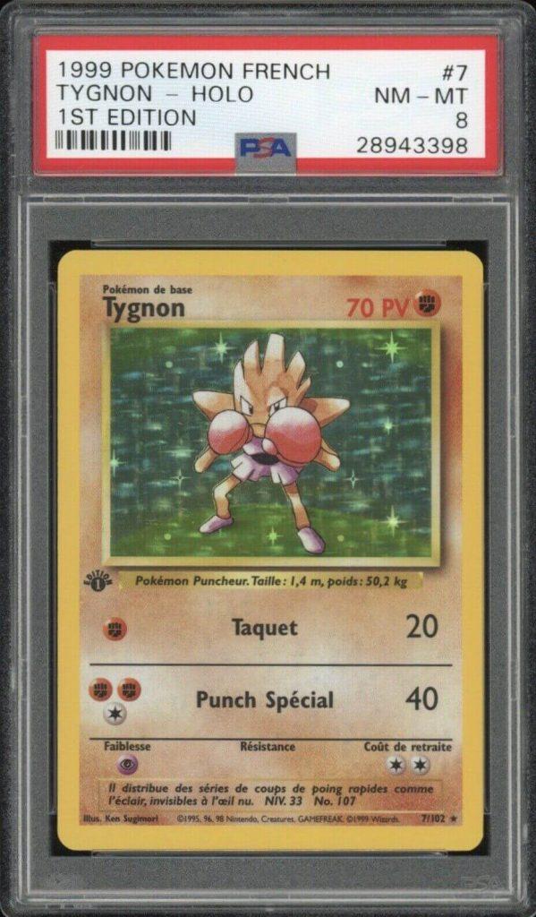 Tygnon Pokemon