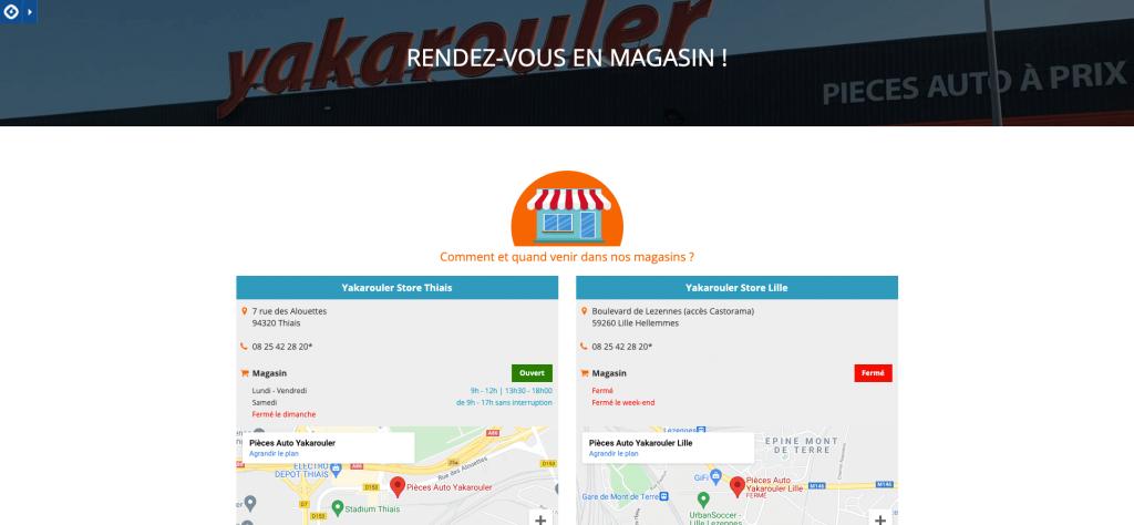 Yakarouler Store