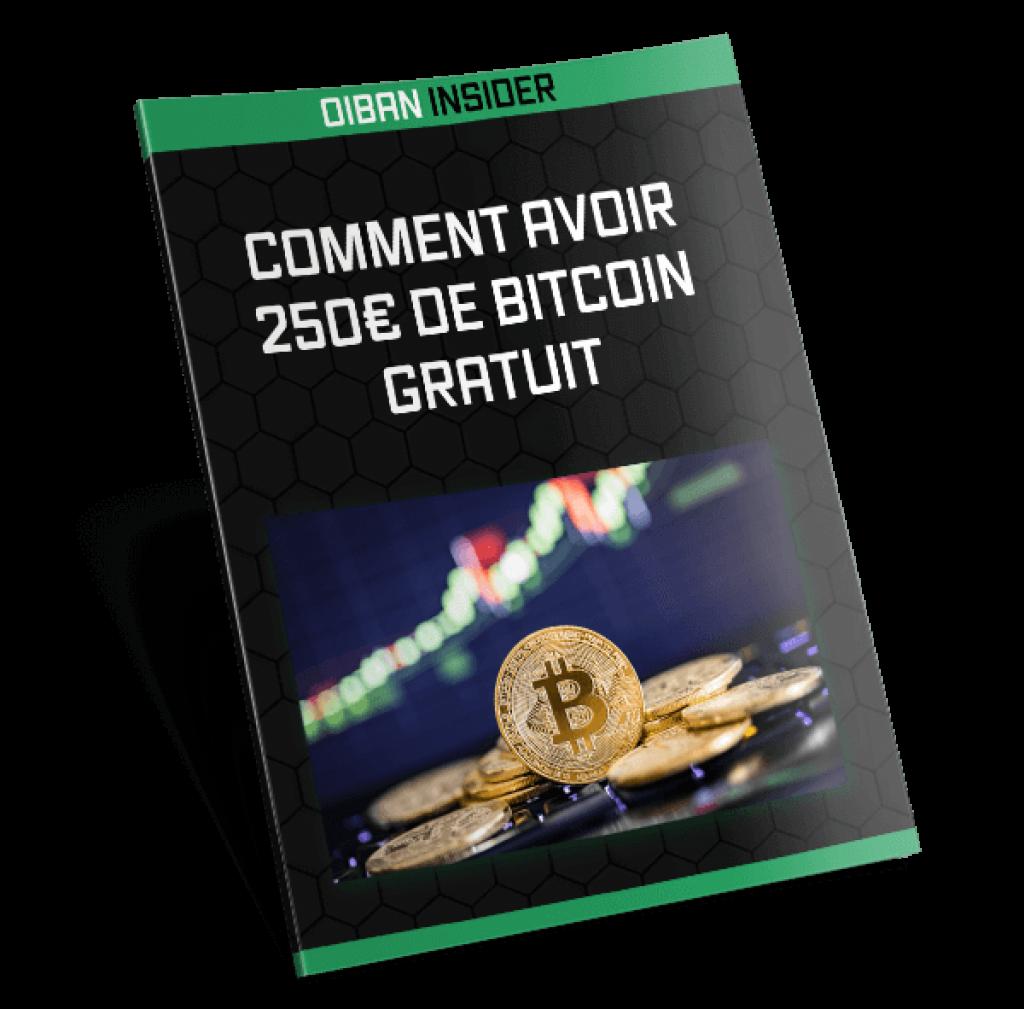 Comment avoir 250 euros de Bitcoin gratuits _