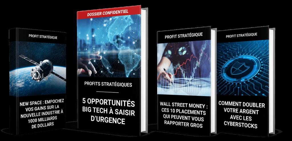 Programme 5 opportunités dans la big tech avis